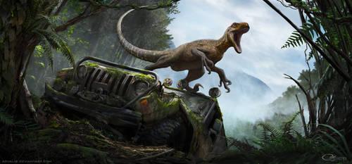 The Isle-Magnaraptor
