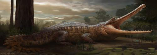 Saurian-Thoracosaurus