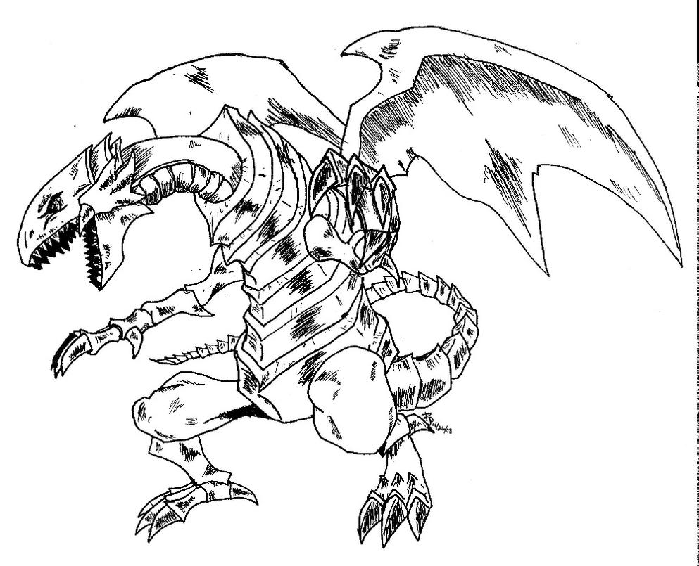 blue dragon coloring pages - photo#25