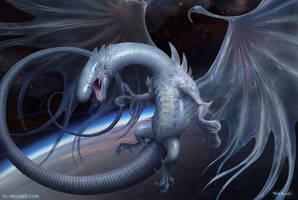 - Blue Eyes White Dragon -