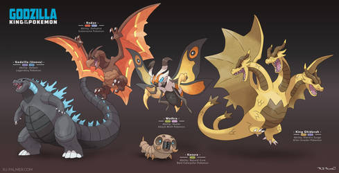 Pokemon x KotM
