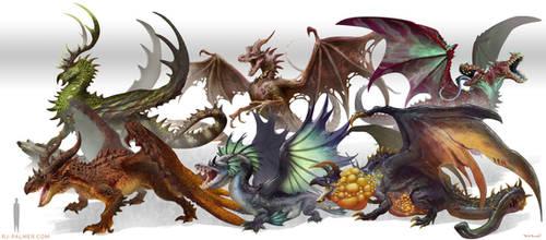 Trolltrader Dragons