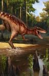 BotM Juvenile T. rex by arvalis