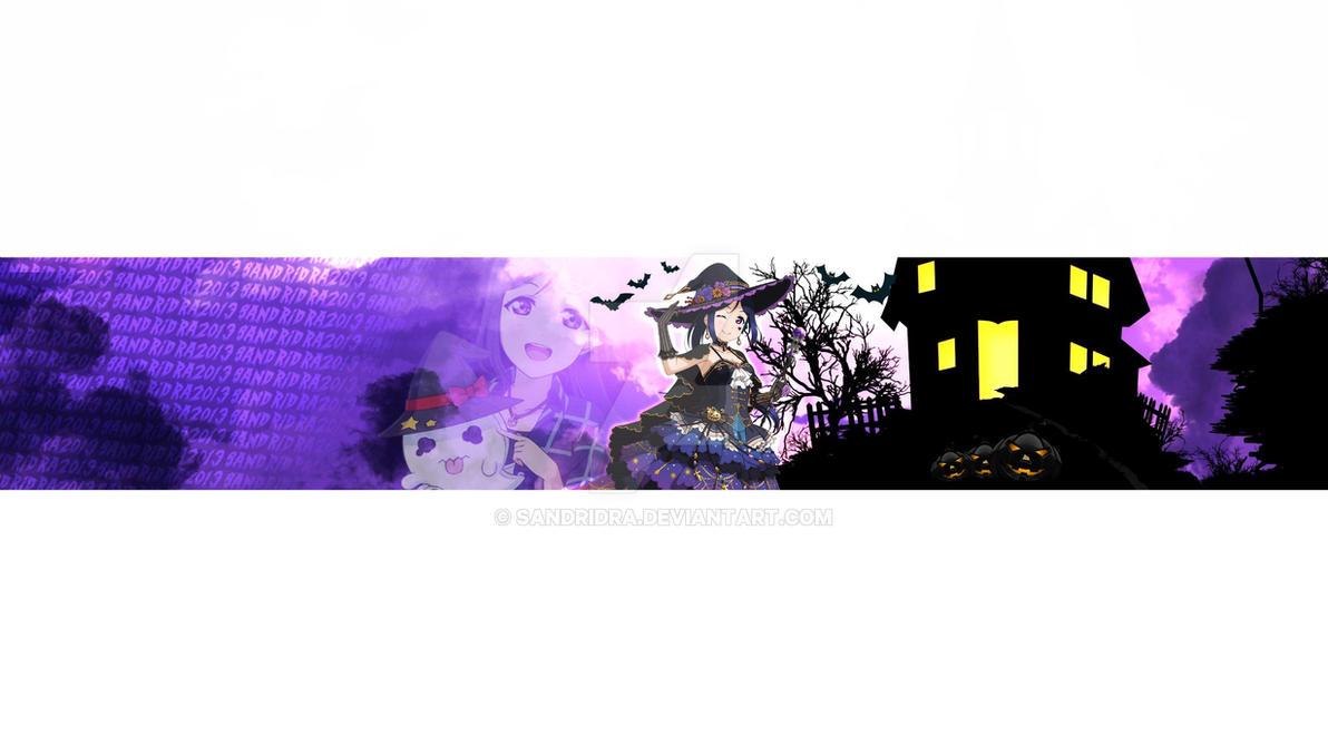 kanan matsuura halloween youtube bannersandridra on deviantart