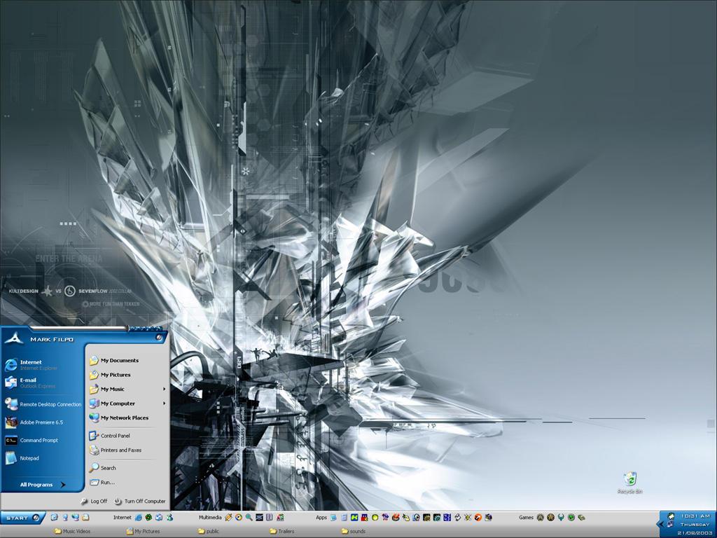 Desktop by Filps