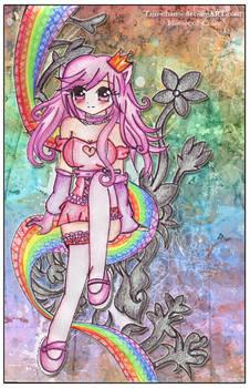 .: Flower of Color :.