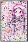 Free Sketch: Bleach- Yachiru by Tajii-chan