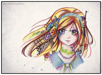 Art for Art's Sake by Tajii-chan