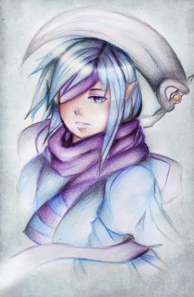 Moon Reaper by Tajii-chan
