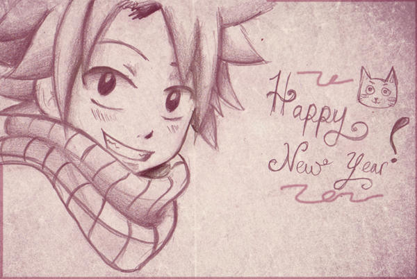 Ft: Happy New Year by Tajii-chan