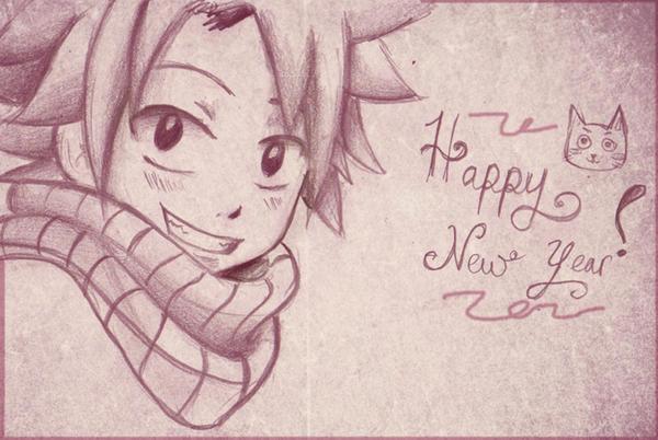 Ft: Happy New Year by Tajii-chan