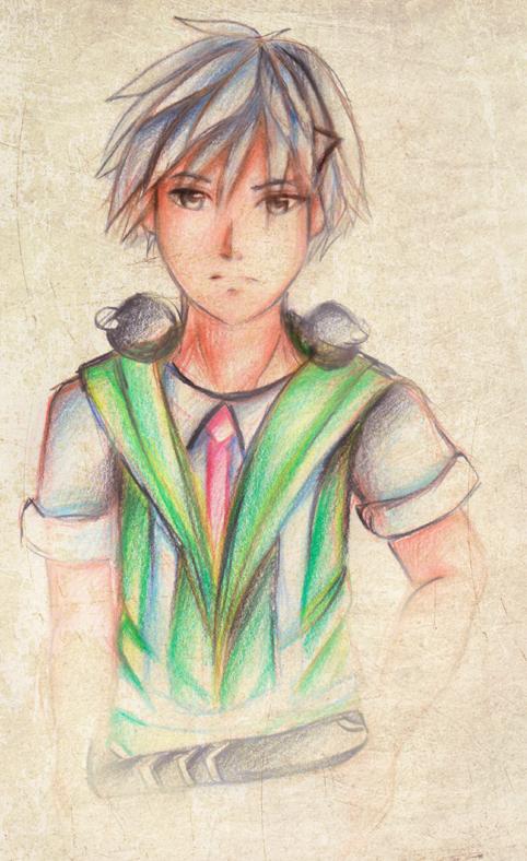 Sketch by Tajii-chan