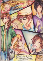 Flirting with Disaster by Tajii-chan