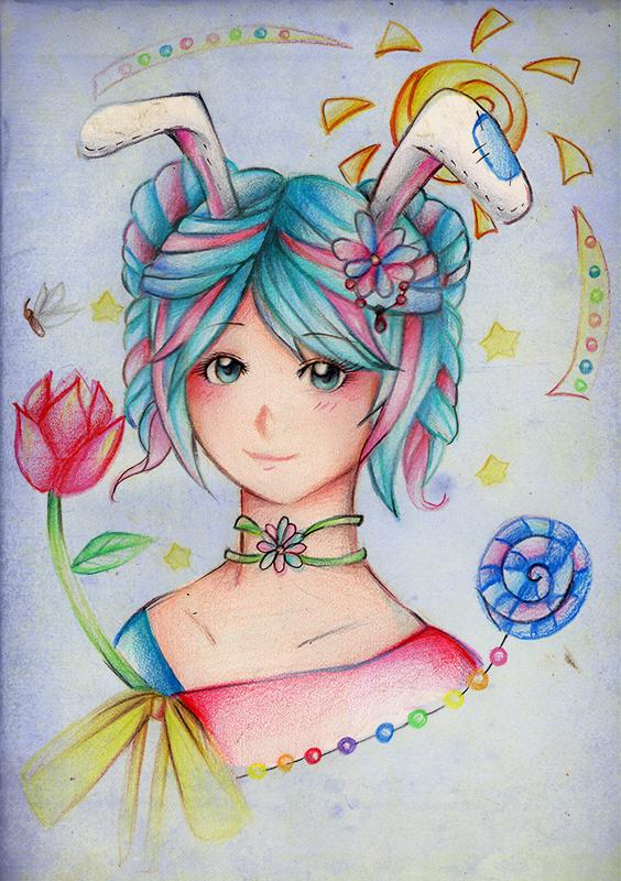 Spring by Tajii-chan