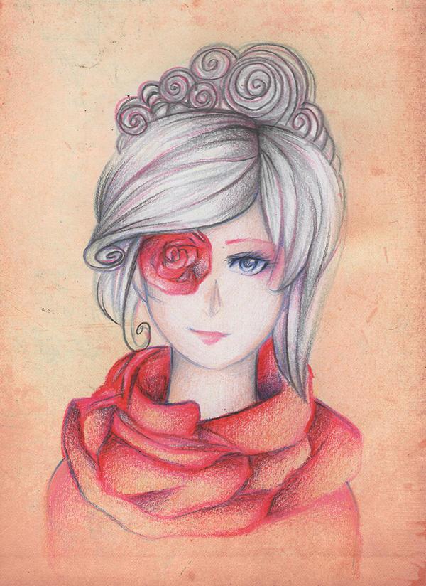 GP: Lady Rose by Tajii-chan