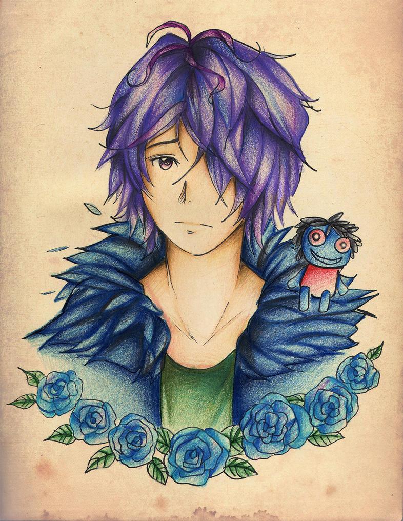 Ib: Garry by Tajii-chan