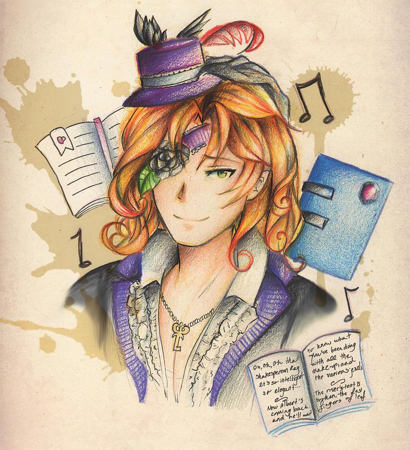 Rose DuLace by Tajii-chan