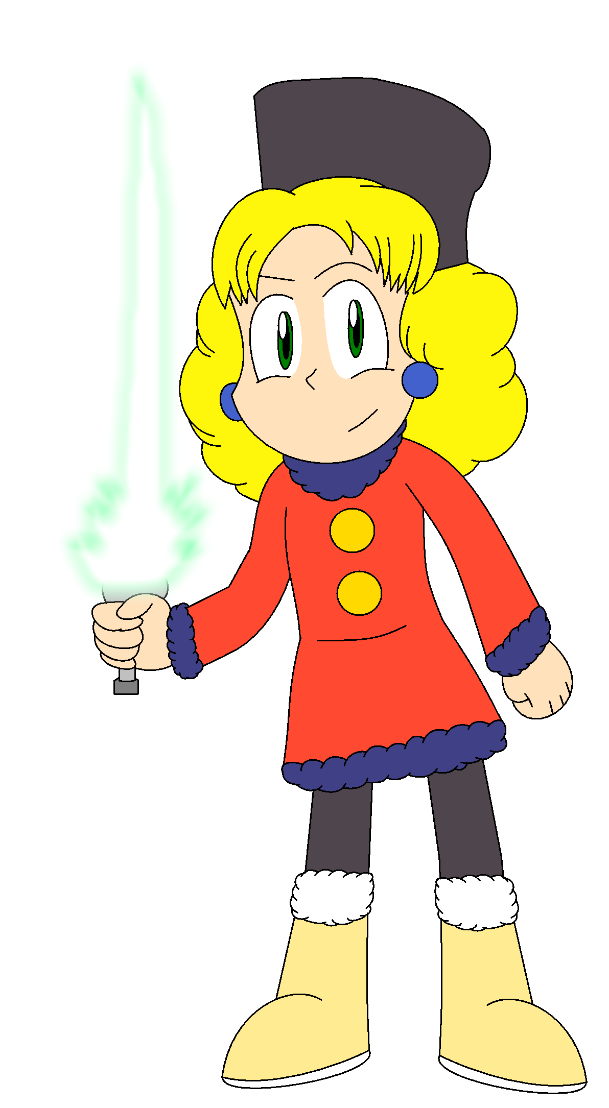 In Soviet Russia The Lightsaber Uses You by Yagoshi