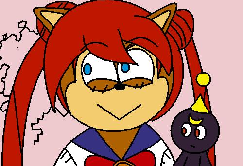 Fake Sally Moon Screenshot 9 by Yagoshi