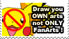 Draw Your Own Art by monstee