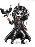 The Crow Chibi Commission