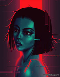 Alien Girl - Practice
