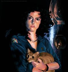 Alien - Elen Ripley