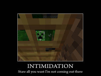 Intimidation by Suicidal69er