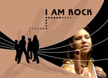 I am Rock by Suicidal69er