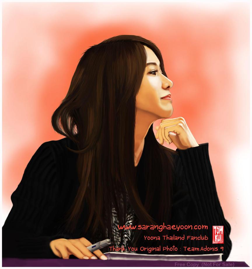 رسومات snsd 2011_yoona_snsd_painting___fansigning_event_by_tomkui_siam-d4q4lwy