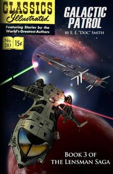 CI203 Galactic Patrol