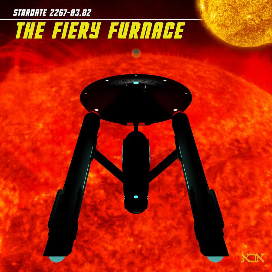 The Fiery Furnace by AbaKon