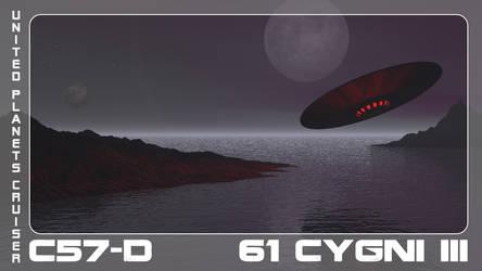 C57-D 61 Cygni III by AbaKon