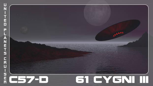 C57-D 61 Cygni III
