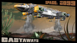 Space: 2099 / Episode 3a: Castaways