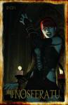 Bride of Nosferatu by AbaKon
