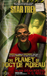 Star Trek: The Planet of Dr Moureau by AbaKon
