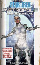 Star Trek: Metropolis by AbaKon