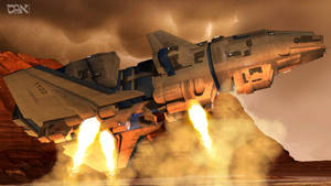Martian Landing 260511