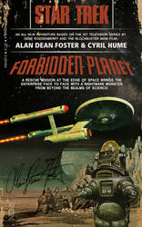 Star Trek - Forbidden Planet