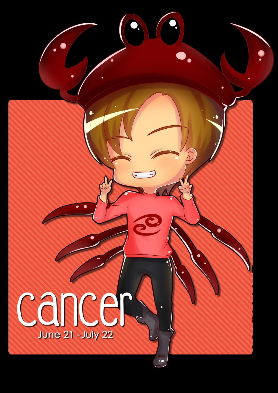 Chibi Zodiac Cancer By Vibethany29 On DeviantArt