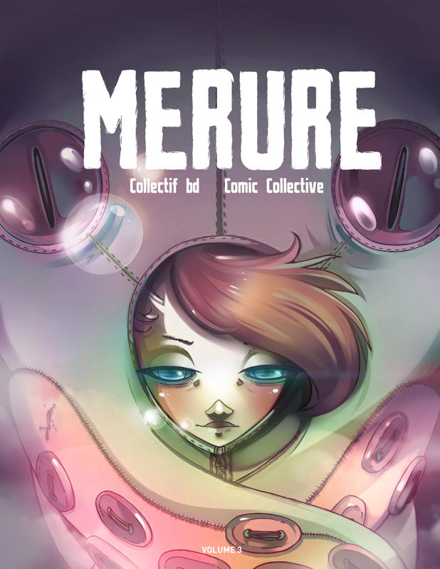 Merure 3 cover art