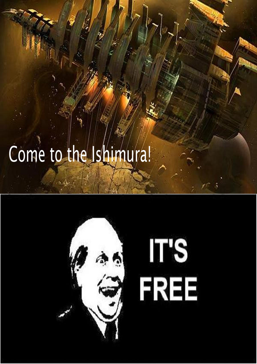 Come to the Ishimura... by KirstyTron