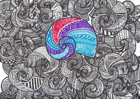 Seashells by Imprensibilis