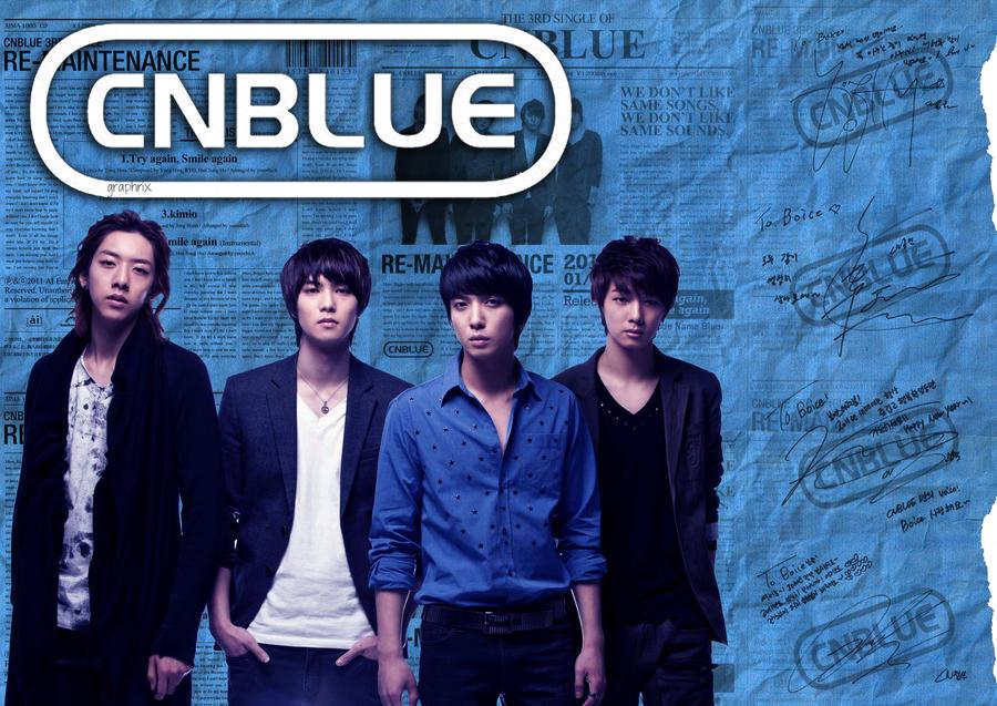 Bluish CN Blue by GraPHriX