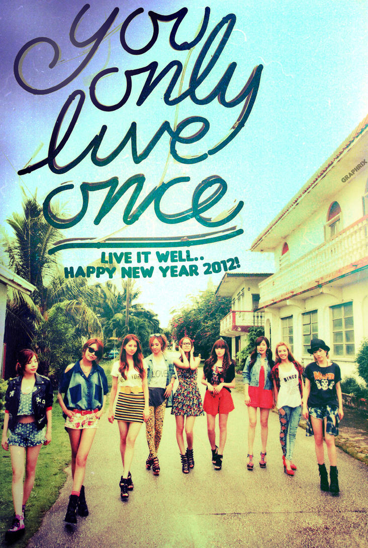 HAPPY NEW YEAR 2012 by GraPHriX