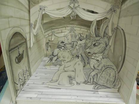 Shadow Box- The Rabbit's Bride