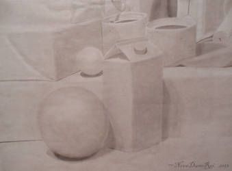 Another Still Life Study