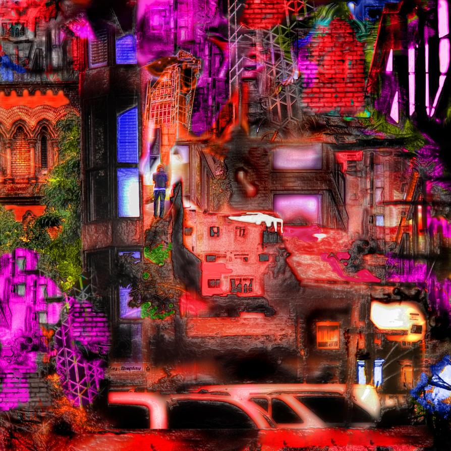 City Never Sleeps by DonJaun