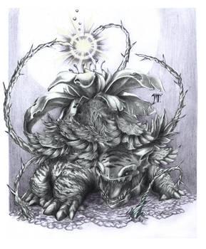 Venusaur, the Seed Pokemon